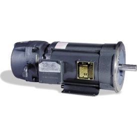 Baldor-Reliance Motor CEBM7014T, 1HP, 1725RPM, 3PH, 60HZ, 143TC, 3528M, XPNV, F1