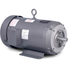 Baldor Motor CD7502, 2HP, 1750RPM, DC, 213C, 3646D, TEFC, F1, N
