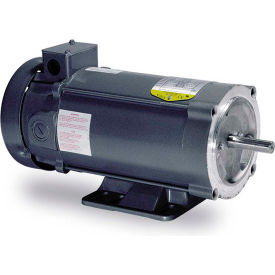 Baldor-Reliance Motor CDP3455, 1HP, 1750RPM, DC, 56C, 3435P, TEFC, F1