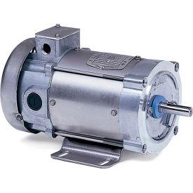 Baldor-Reliance Electric Motors CDPSWD3406, .25HP, 1750RPM, DC, 56C, 3413P, TEFC, F1