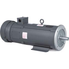 Baldor-Reliance Intergral Tach DC Motor, CDPT3605, 5 HP, 1750 RPM, TEFC, 1810ATC Frame