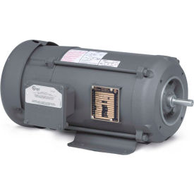 Baldor-Reliance DC Explosion Proof Motor, CDX7200, 2 HP, 1750 RPM, XPFC, 184C