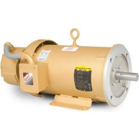 Baldor-Reliance Unit Handling Motor, CEBM3611T-D, 3 PH, 3 HP, 208-230/460V,1760 RPM,TEFC,182TC Frame