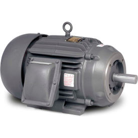 Baldor-Reliance Explosion Proof Motor, CEM7056T, 3PH, 20HP, 230/460V, 1765RPM, 256TC