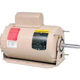 Baldor-Reliance Motor CHC3413A, .25HP, 1700RPM, 1PH, 60HZ, 48Z, 3414C, TEAO, F1