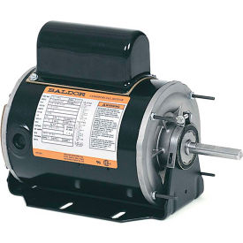 Baldor-Reliance Motor CHC445A, .75 AIR OVERHP, 1700RPM, 1PH, 60HZ, 56, 1728C