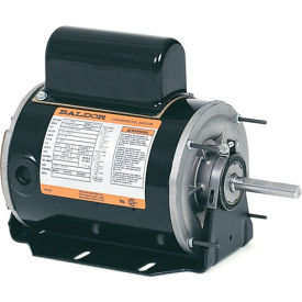Baldor Motor CHM244A, .33 AIR OVERHP, 1725RPM, 3PH, 60HZ, 48Z, 1712