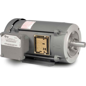 Baldor Motor CL5007A, .75HP, 1725RPM, 1PH, 60HZ, 56C, 3524L, XPFC, F1