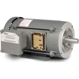 Baldor Motor CM7009A, .75HP, 3450RPM, 3PH, 60HZ, 56C, 3413M, XPFC, F1