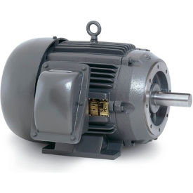 Baldor Motor CM7034, 1.5//1HP, 1725//1450RPM, 3PH, 60//50HZ, 56C