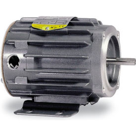 Baldor Motor CNL20082, .08HP, 3375RPM, 1PH, 60HZ, 42C, 2514C, TENV, F1