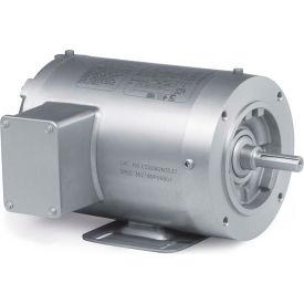 Baldor Motor CSSEWDM3542, .75HP, 1740RPM, 3PH, 60HZ, 56C, 3526M, TENV, F1