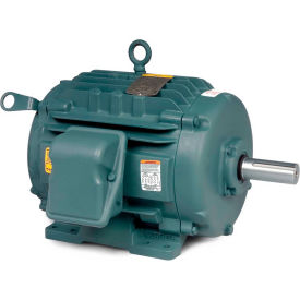 Baldor Motor CTM2332T, 10HP, 1175RPM, 3PH, 60HZ, 256T, 0946M, TEAO, F1