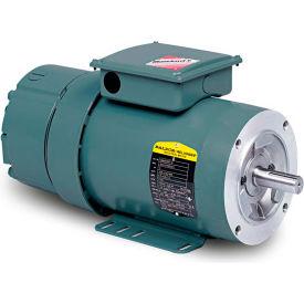 Baldor-Reliance Unit Handling Motor, EBM3611T-D, 3 PH, 3 HP, 208-230/460 V, 1760 RPM,TEFC,182T Frame