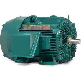 Baldor Motor ECP84404T-4, 75HP, 1185RPM, 3PH, 60HZ, 405T, TEFC, FOOT
