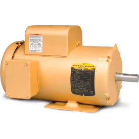 Baldor Motor EL3514, 1.5HP, 1760RPM, 1PH, 60HZ, 56H, 3540LC, TEFC, F