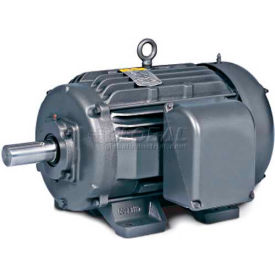 Baldor Super-E, Metric IEC Motor, EM13084-58, 3PH, 7.5HP, 380-415V, 1460RPM, TEFC, D132M