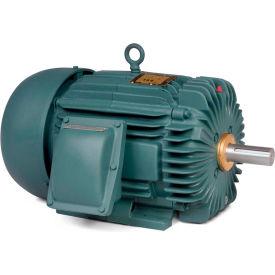 Baldor Explosion Proof Motor, EM7542T-I, 3PH, 3HP, 230/460V, 1755 75C RISERPM, 182T