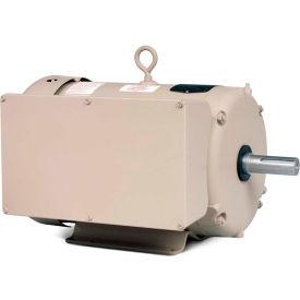 Baldor Motor FDL3731M, 5HP, 1740RPM, 1PH, 60HZ, 215, 3730LC, TEFC, F1
