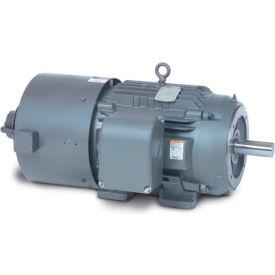 Baldor Motor IDM3661T-5, 3HP, 1760RPM, 3PH, 60HZ, 184TC, 0628M, TEBC, F1