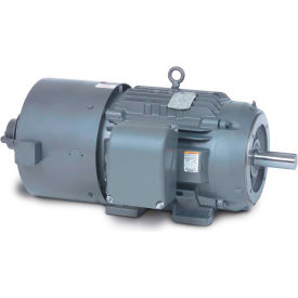 Baldor Motor IDM3665T-5, 5HP, 1750RPM, 3PH, 60HZ, 184TC, 0640M, TEBC, F1