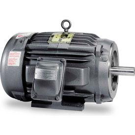 Baldor Motor IDXM7542T, 3HP, 1760RPM, 3PH, 60HZ, 182TC, 0628M, XPFC, F1
