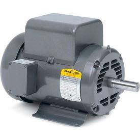 Baldor Motor L1206M, .33HP, 1725RPM, 1PH, 60HZ, 48, 3414L, OPEN, F1