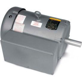 Baldor Motor L3712T, 10HP, 1740RPM, 1PH, 60HZ, 215T, 3748LC, TEFC, F