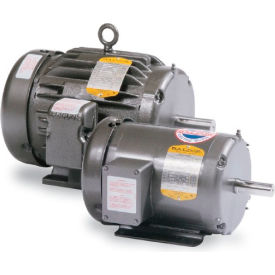 Baldor Motor M2238,  10HP,  1760RPM,  3PH,  60HZ,  256U,  0932M,  TEFC,  F1