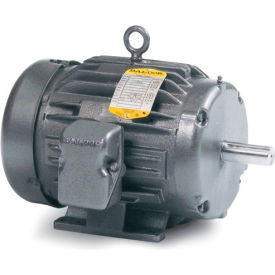 Baldor Motor M2334T-9, 20HP, 1755RPM, 3PH, 60HZ, 256T, 0942M, TEFC, F1