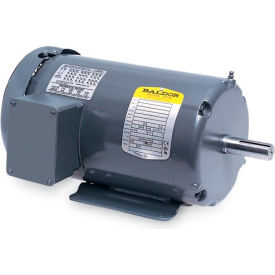 Baldor Motor M3116T-57,  1HP, 1445RPM, 3PH, 50HZ, 143T, 3517M, OPSB, F1