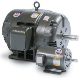 Baldor Motor M3158,  3HP, 3450RPM, 3PH, 60HZ, 56/56H, 3524M, OPEN, F
