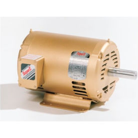 Baldor Motor M3158T-8,  3HP, 3450RPM, 3PH, 60HZ, 145T, 3524M, OPEN, F1