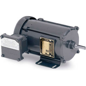 Baldor Motor M7005A, .5HP, 3450RPM, 3PH, 60HZ, 56, 3410M, XPFC, F1, N