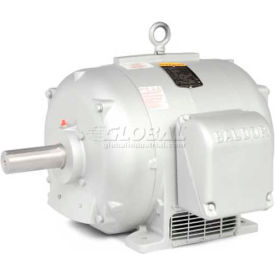 Baldor Oil Field Pump Motor, OF3415T, 3 PH, 230/460/796 V, 15 HP, 1125 RPM, OPEN, 284T Frame