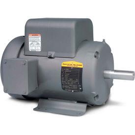 Baldor Motor PL3515M, 2HP, 3450RPM, 1PH, 60HZ, 56, 3524LC, TEFC, F1, N