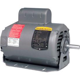 Baldor Motor RL1304A277, .5HP, 1725RPM, 1PH, 60HZ, 56, 3418L, OPEN, F1, N