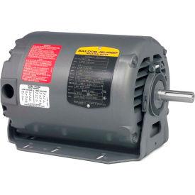 Baldor-Reliance Motor RM3154A, 1.5HP, 1725RPM, 3PH, 60HZ, 56H, 3520M, OPEN, F1