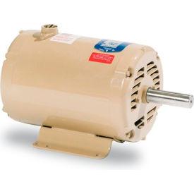 Baldor Motor UCCE570, 5-7 AIR OVERHP, 3450RPM, 1PH, 60HZ, 184TZ, 36