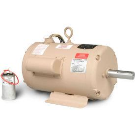 Baldor Motor UCLE7510, 7.5-10 AIR OVERHP, 3450RPM, 1PH, 60HZ, 182TZ