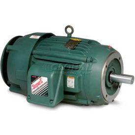 Baldor-Reliance Severe Duty Motor, VECP3663T-4, 3 PH, 5 HP, 460 V, 3500 RPM, TEFC, 184TC Frame