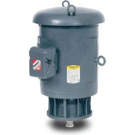Baldor Motor VHM3211T, 3HP, 1750RPM, 3PH, 60HZ, 182HP, 0623M, ODP, W6