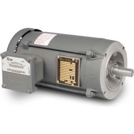 Baldor Motor VL5027, 2HP, 1725RPM, 1PH, 60HZ, 184C, 3634L, XPFC, F1