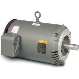 Baldor Motor VM3309T,  5HP, 1150RPM, 3PH, 60HZ, 215TC, 3726M, ODTF, F1