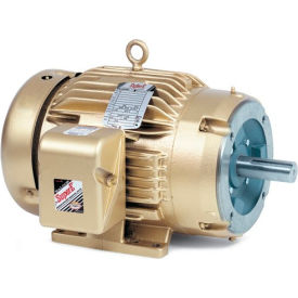Baldor Motor VM3546T-5, 1HP, 1725RPM, 3PH, 60HZ, 143TC, 3518M, TEFC, F1