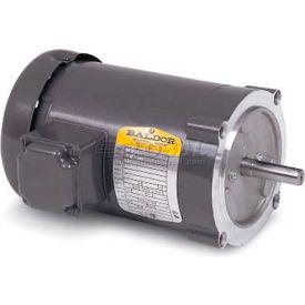 Baldor 50 Hertz Motor, VM3546T-57, 3 PH, 1 HP, 1440 RPM, 230/400 Volts, TEFC, 143TC Frame