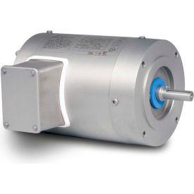 Baldor Motor VSSWDM3541, .75HP, 3450RPM, 3PH, 60HZ, 56C, 3518M, TENV, F1
