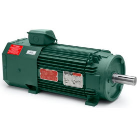 Baldor Motor ZDPM18030C-BV, 30HP, 1800RPM, 3PH, 60HZ, 1852C, TEBC, FOOT