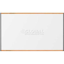 """Balt® TuF-Rite™ Markerboard - Medium Oak Origin Trim - 48""""W x 48""""H"""