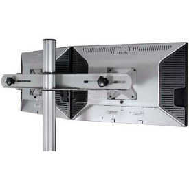 Balt® 27617 Optional Dual Monitor Mount For Beta Cart